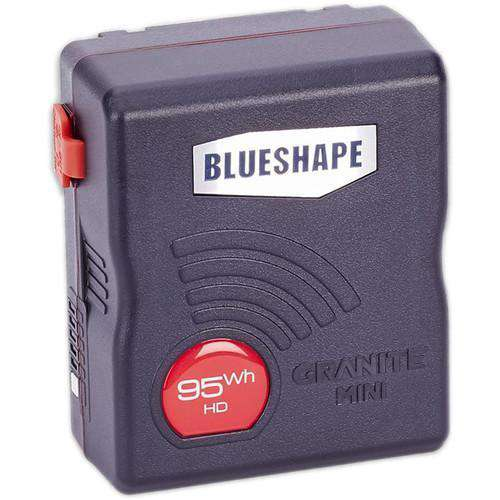 BLUESHAPE Product BLUESHAPE Granite Mini 95Wh 3-Stud Lithium-Ion Camera Battery (6.3Ah)