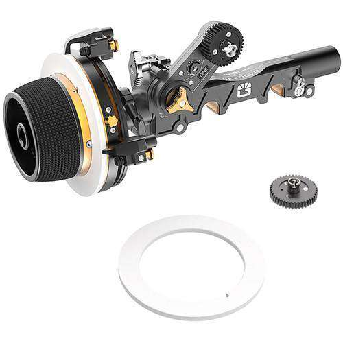 Bright Tangerine Follow Focus Systems Bright Tangerine Revolvr Single-Sided Core Follow Focus Kit