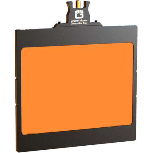 "Bright Tangerine Matte Box Filter Holders Bright Tangerine 4 x 5.65"" Filter Tray for VIV 5"" Matte Box"