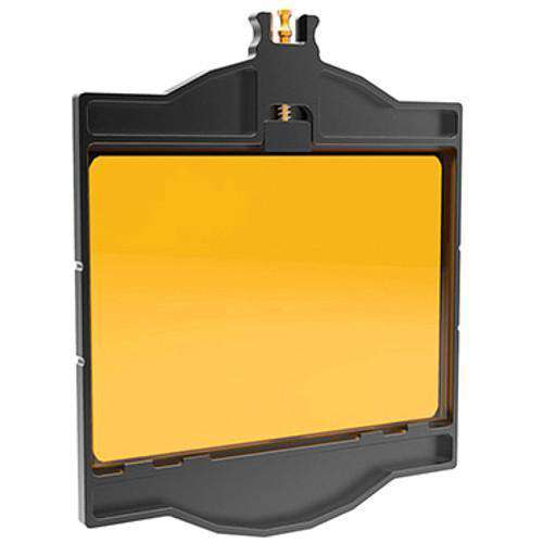 "Bright Tangerine Matte Box Filter Holders Bright Tangerine 4x5.65"" and 4x4"" Horizontal Combined Filter Tray for Viv 5"""