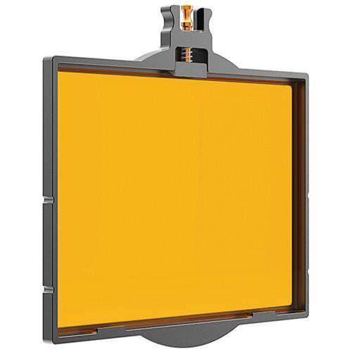 "Bright Tangerine Matte Box Filter Holders Bright Tangerine 4x5.65"" Horizontal Filter Tray for Misfit"