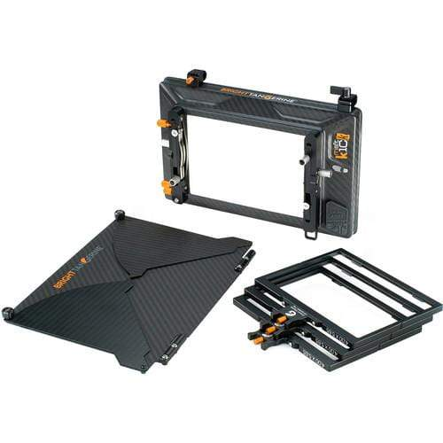 Bright Tangerine Matte Boxes & Sunshades Bright Tangerine Misfit Kick 3-Stage Matte Box Kit