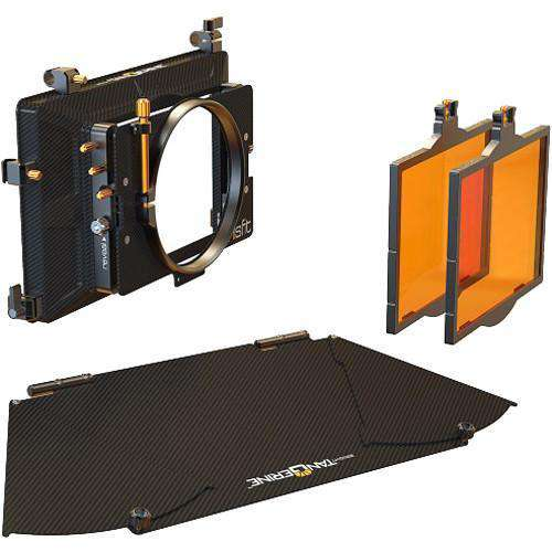 Bright Tangerine Matte Boxes & Sunshades Bright Tangerine Misfit Matte Box Kit 1