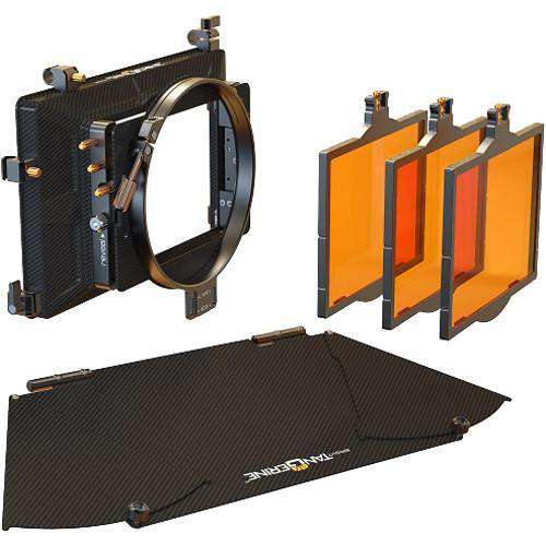 Bright Tangerine Matte Boxes & Sunshades Bright Tangerine Misfit Matte Box Kit 4