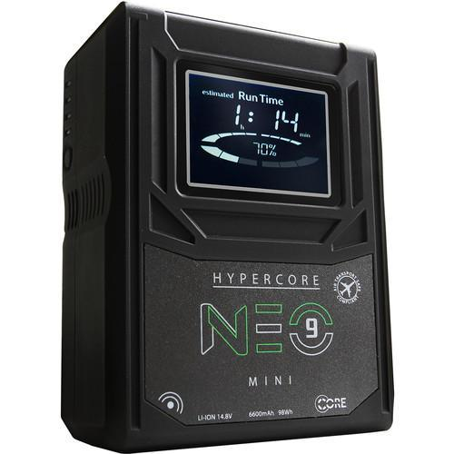 Core SWX Batteries & Power Core SWX Hypercore NEO 9 Mini 98Wh Lithium-Ion Battery (V-Mount)