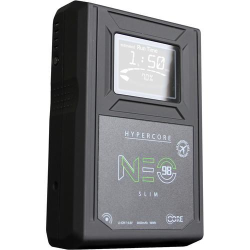 Core SWX Batteries & Power Core SWX Hypercore NEO Slim 98Wh Lithium-Ion Battery (V-Mount)