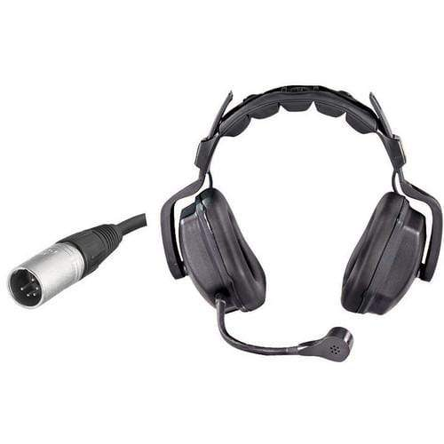 Eartec IFB & Communications Eartec Ultra Double Around-Ear Intercom Headset (5-Pin XLR-M)