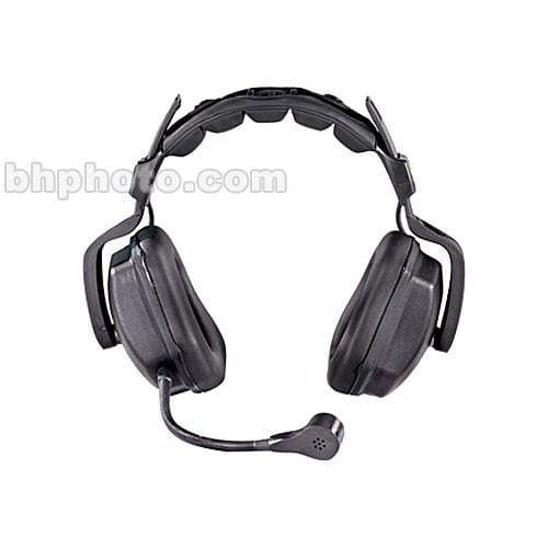 Eartec IFB & Communications Eartec Ultra Heavy-Duty Dual-Ear Headset (Telex)