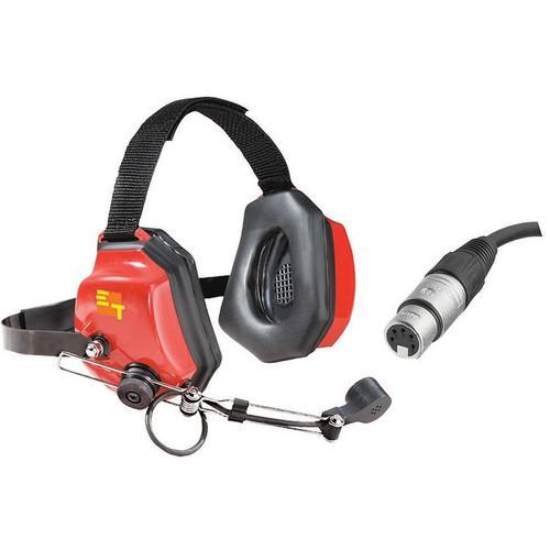 Eartec IFB & Communications Eartec XTreme Professional Intercom Headset (5-Pin XLR-F)