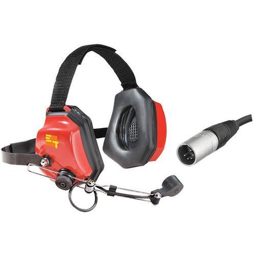 Eartec IFB & Communications Eartec XTreme Professional Intercom Headset (5-Pin XLR-M)