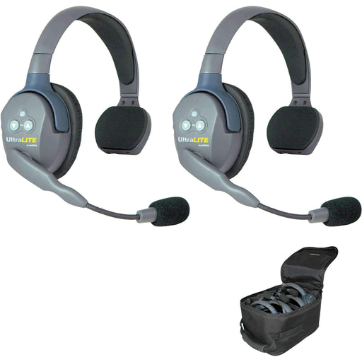 Eartec Wireless Intercoms Eartec UL2S UltraLITE 2-Person Headset System (USA)