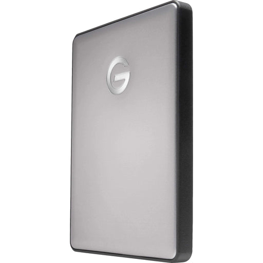 G-Technology External Drives G-Technology 2TB G-DRIVE mobile USB 3.1 Gen 1 Type-C External Hard Drive (Space Gray)