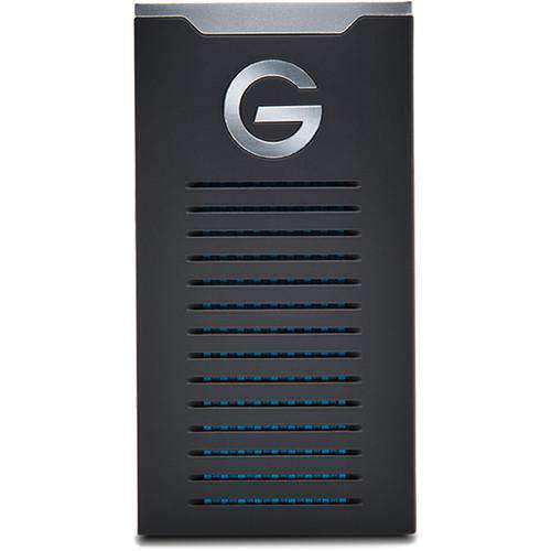 G-Technology External Drives G-Technology 2TB G-DRIVE R-Series USB 3.1 Type-C mobile SSD
