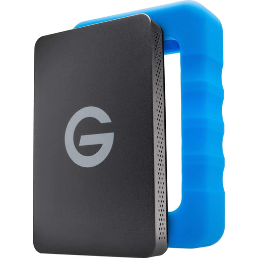 G-Technology G-DRIVE ev RAW G-Technology 2TB G-DRIVE ev RaW USB 3.1 Gen 1 Hard Drive with Rugged Bumper