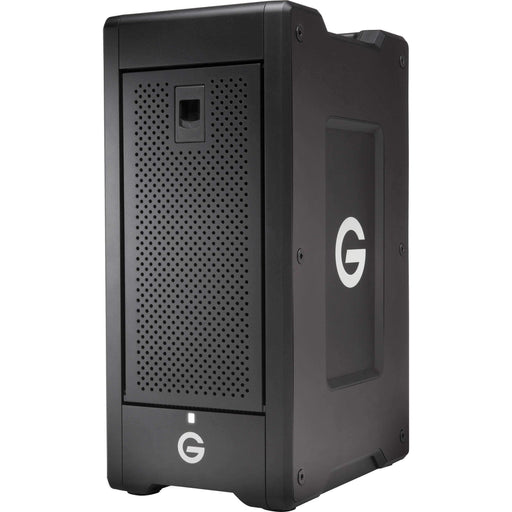 G-Technology G-Technology G-SPEED Shuttle XL G-Technology G-SPEED Shuttle XL 48TB 8-Bay Thunderbolt 2 RAID Array with Two ev Bay Adapters (6 x 8TB)