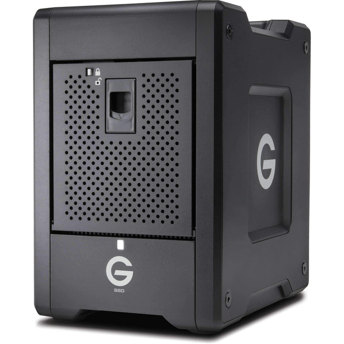 G-Technology Hard Drive Arrays G-Technology 16TB G-SPEED Shuttle 8-Bay Thunderbolt 3 SSD RAID Array (8 x 2TB)