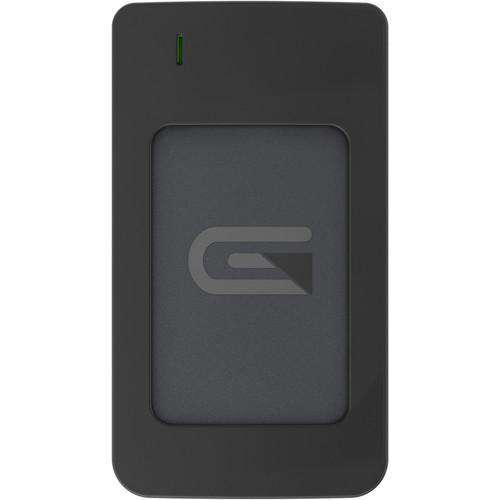 Glyph Technologies Hard Drive Arrays Glyph Technologies Atom RAID 1TB USB 3.1 Type-C External SSD (2 x 500GB, Gray)
