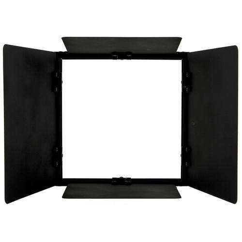 Litepanels LED Light Accessory Litepanels 4-Way Barndoors for 1x1 LED Lights
