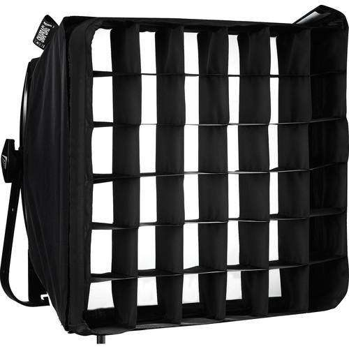 Litepanels LED Light Accessory Litepanels 40 Grid for Astra 1x1 and Hilio D12/T12 Snapbag