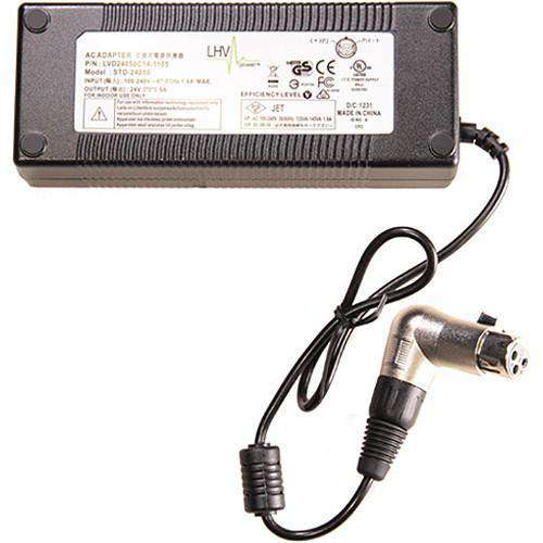 Litepanels LED Light Accessory Litepanels AC Power Supply for Sola 6 and Inca 6 LED Fresnels