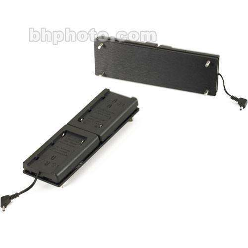Litepanels LED Light Accessory Litepanels DVAPP DV Battery Adapter Plate - Panasonic Compatible