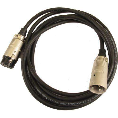 Litepanels LED Light Accessory Litepanels Extension Cable for Sola 12, Inca 12, Hilio Daylight and Tungsten Lights