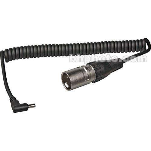 Litepanels LED Light Accessory Litepanels XLR 12 VDC Power Cord - Mini Plug to 4-Pin XLR, Coiled