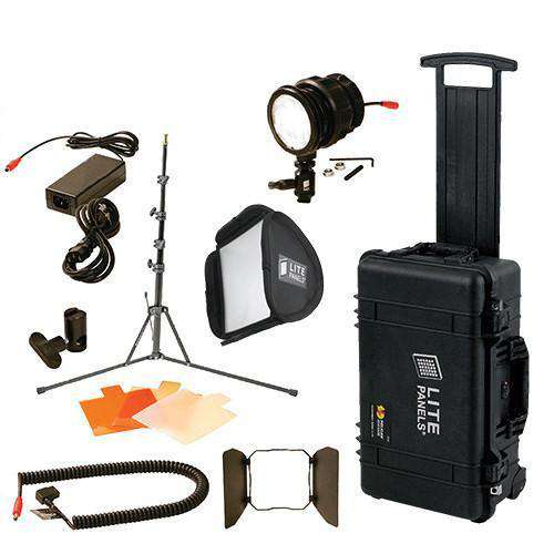 Litepanels LED Light Kit Litepanels Sola ENG Flight Kit