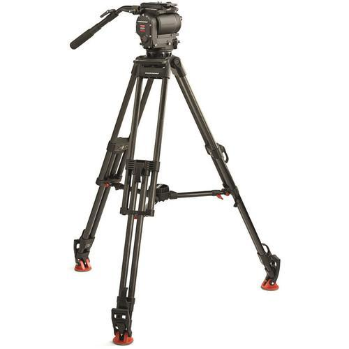 OConnor Tripods & Monopods OConnor Ultimate 1030Ds Fluid Head & 30L CF Tripod with Mid-Level Spreader & Case