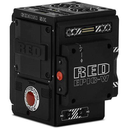 RED DIGITAL CINEMA Cameras RED DIGITAL CINEMA EPIC-W BRAIN with Gemini 5K S35 Sensor (Standard OLPF)