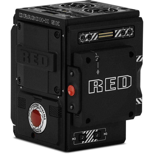 RED DIGITAL CINEMA Digital Cine Cameras RED DIGITAL CINEMA DSMC2 BRAIN with DRAGON-X 5K S35 Sensor (2018 Unified DSMC2 Lineup)