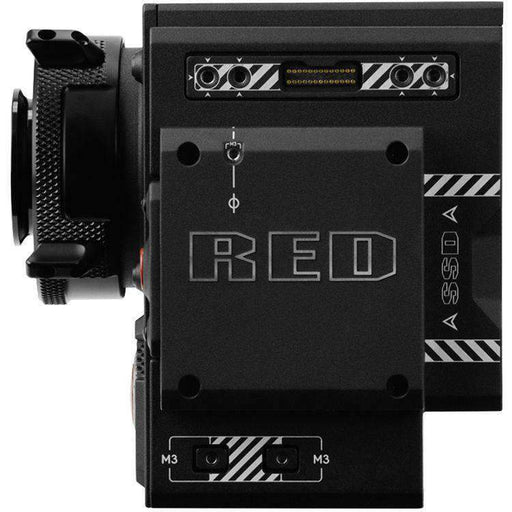 RED DIGITAL CINEMA Digital Cine Cameras RED DIGITAL CINEMA DSMC2 BRAIN with HELIUM 8K S35 Monochrome Sensor