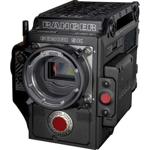 RED DIGITAL CINEMA Professional Video RED DIGITAL CINEMA RED RANGER with GEMINI 5K S35 Sensor (Gold Mount)