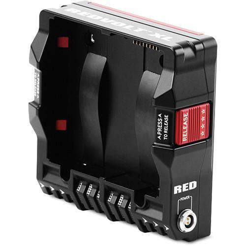 RED DIGITAL CINEMA RED Batteries & Power RED DIGITAL CINEMA Redvolt XL Module