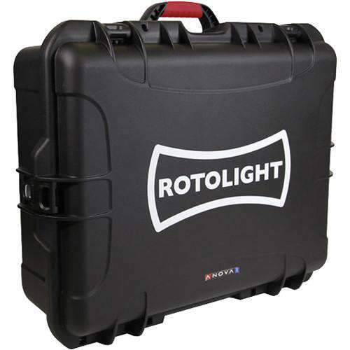 Rotolight Barndoors Rotolight Masters Kit Pro Flight Case and Barndoors for Anova