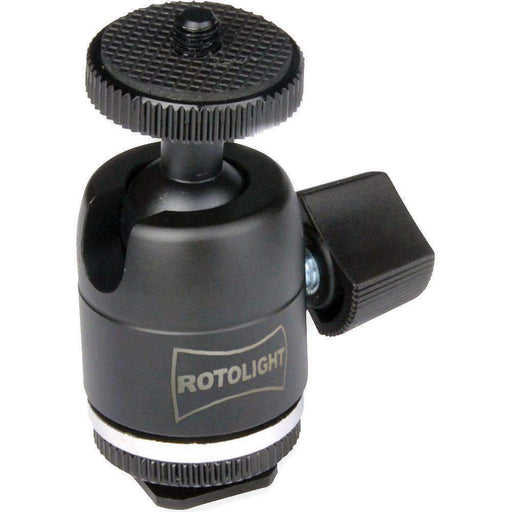 Rotolight Rotolight RL48-360-PRO Rotolight 360-Degree Pro Ball Swivel To 1/4-20 Adapter
