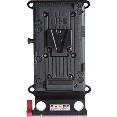 SHAPE Battery Mounting Plates SHAPE CP33 Cheese Plate with IDX Plate