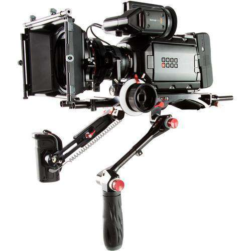 SHAPE Camcorder Supports & Rigs SHAPE Blackmagic URSA Mini Kit with Matte Box & Follow Focus Pro