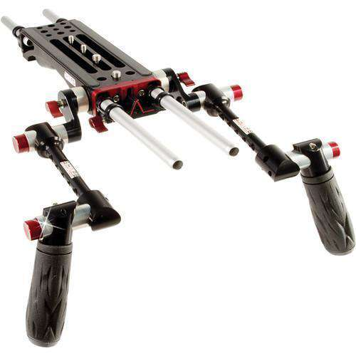 SHAPE Camcorder Supports & Rigs SHAPE BP7000 V-Lock Quick-Release Baseplate Kit