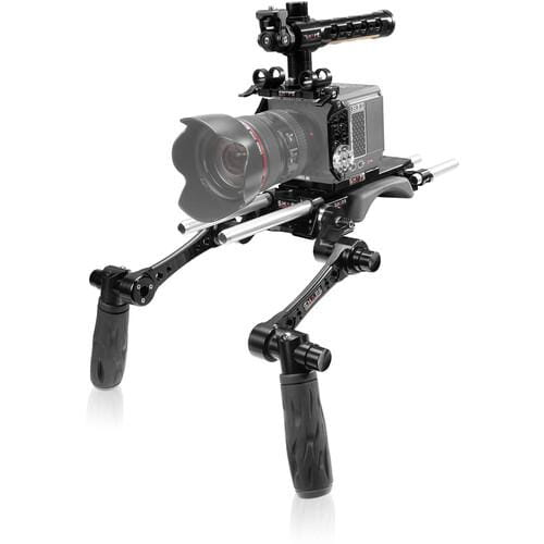 SHAPE Camcorder Supports & Rigs SHAPE Camera Cage, Top Handle & Shoulder Baseplate with Handgrips Kit for RED KOMODO