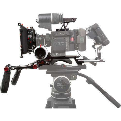 SHAPE Camcorder Supports & Rigs SHAPE Complete Rig System for RED WEAPON EPIC-W, SCARLET-W, and RAVEN Cameras