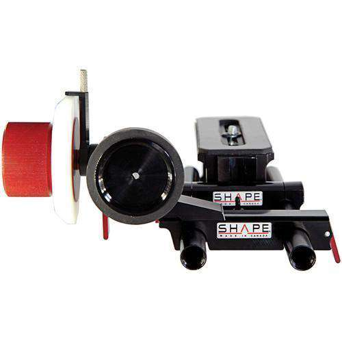 SHAPE Camcorder Supports & Rigs SHAPE Follow Focus / Riser /15mm Rod Kit