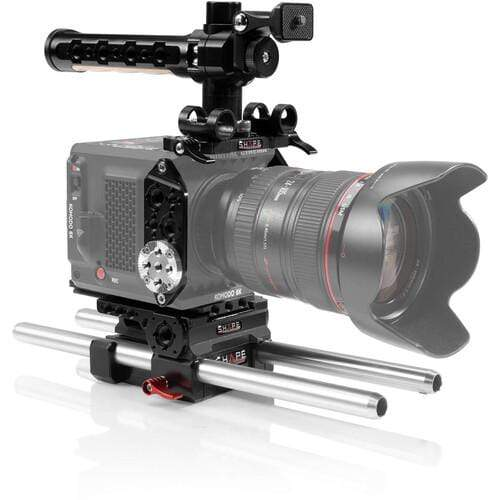SHAPE Camcorder Supports & Rigs SHAPE Full Camera Cage with 15mm LW Rod System for RED KOMODO