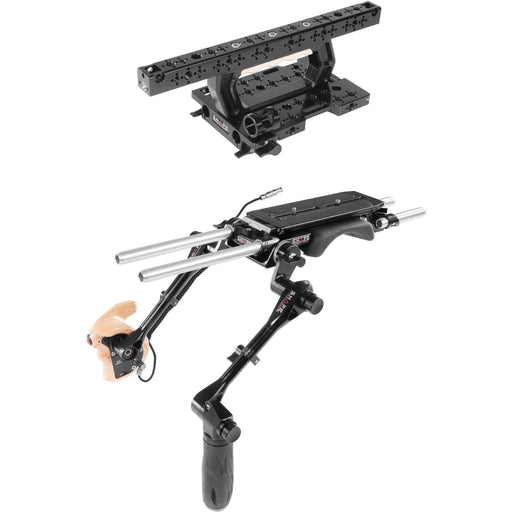 SHAPE Camcorder Supports & Rigs SHAPE Shoulder Baseplate, Top Handgrip, Top Plate, Remote Trigger Handle For Sony Venice