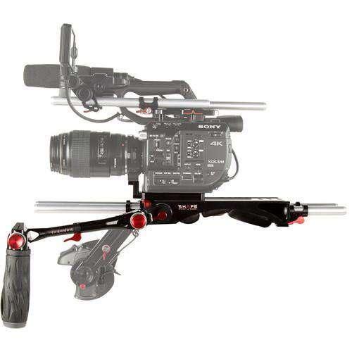 SHAPE Camcorder Supports & Rigs SHAPE Sony FS5 Baseplate Bundle Rig