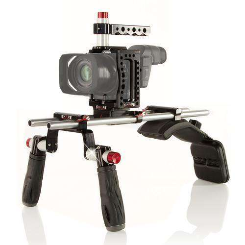 SHAPE Camcorder Supports & Rigs SHAPE XC10SM XC10 Camera Cage with Shoulder Mount Kit