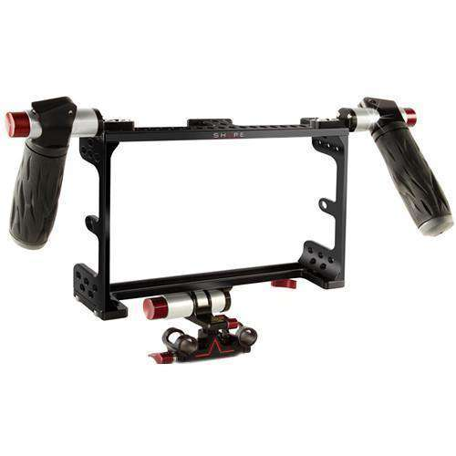 SHAPE Director's Monitor Brackets SHAPE 7Q+KIT Bundle Kit for Odyssey 7Q+ Monitor