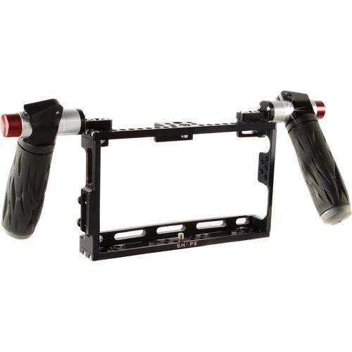 SHAPE Director's Monitor Brackets SHAPE Atomos Shogun Cage with Handles