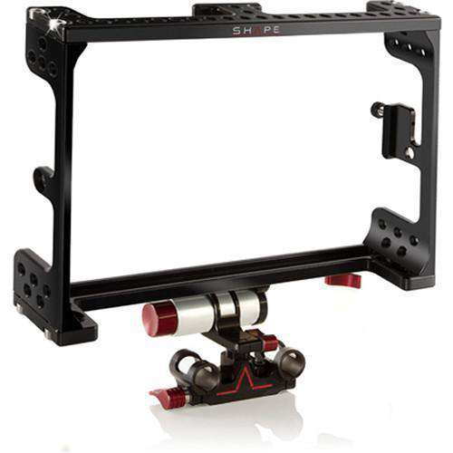 SHAPE Director's Monitor Brackets SHAPE Odyssey 7Q+ Monitor Cage Kit with 15mm Bracket