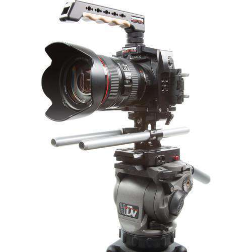 SHAPE DSLR Video Supports & Rigs SHAPE Cage with 15mm Lightweight Rod System for Panasonic GH5